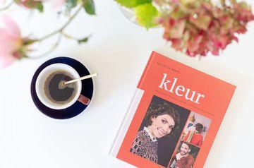 Het boek 'Kleur'